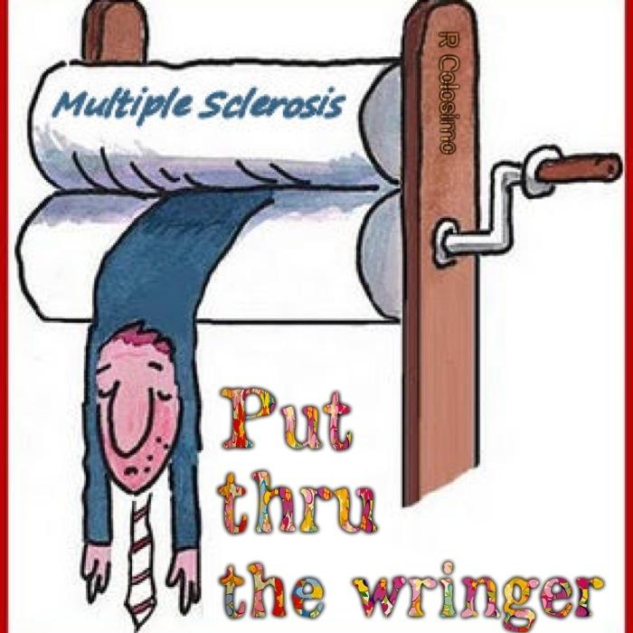 Multiple Sclerosis wringer