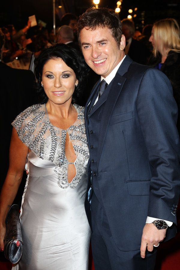 (Dave Hogan via Getty Images) Biggest TV Feuds And Fall-Outs, From 'Masterchef' And 'EastEnders' To 'Desperate Housewives' And 'Strictly Come Dancing': Jessie Wallace and Shane Richie ('EastEnders') During a court testimony in the phone hacking scandal trials, he admitted that the two would often leave other voice messages about what was going on in their professional and personal lives, but they eventually wound up falling out due to mistrust, when they were both the victims of hacks.