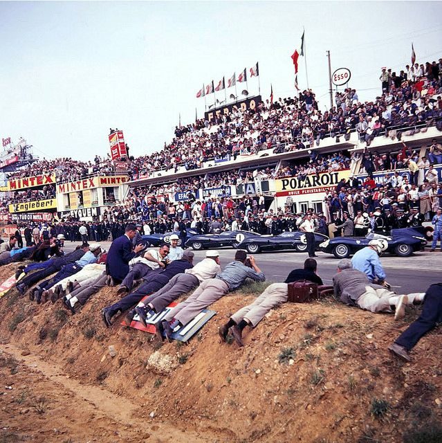 24 Hours of Le Mans   by Nigel Smuckatelli