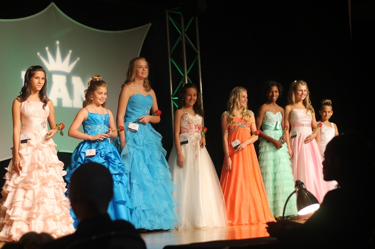 evening gown examples  preteen division