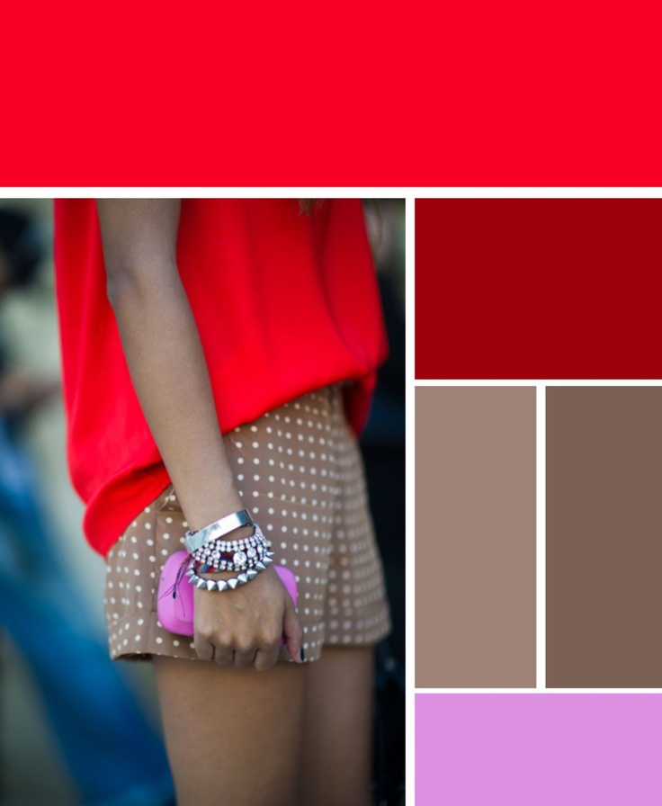 174 best images about the psychology of colors on for Couleur framboise