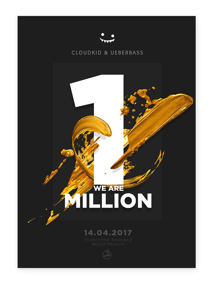 1M Cloudkid Youtube on Behance