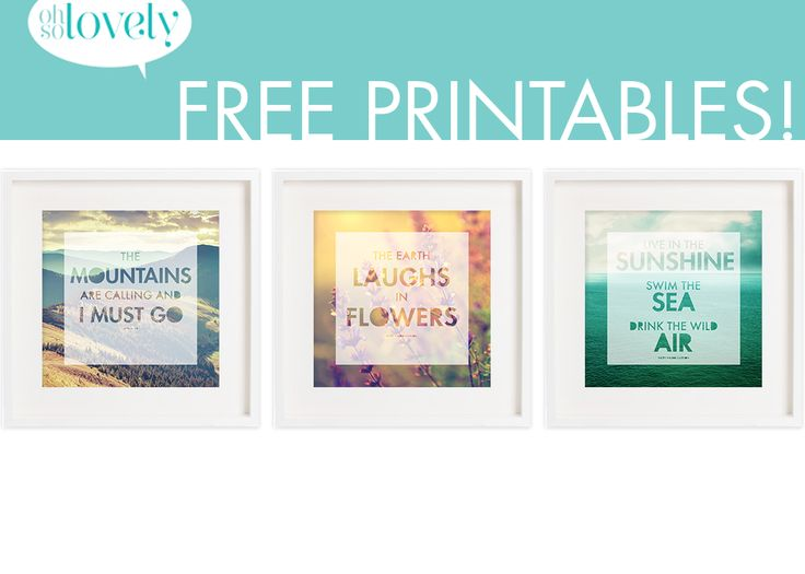 1000+ images about Free printable Artwork on Pinterest