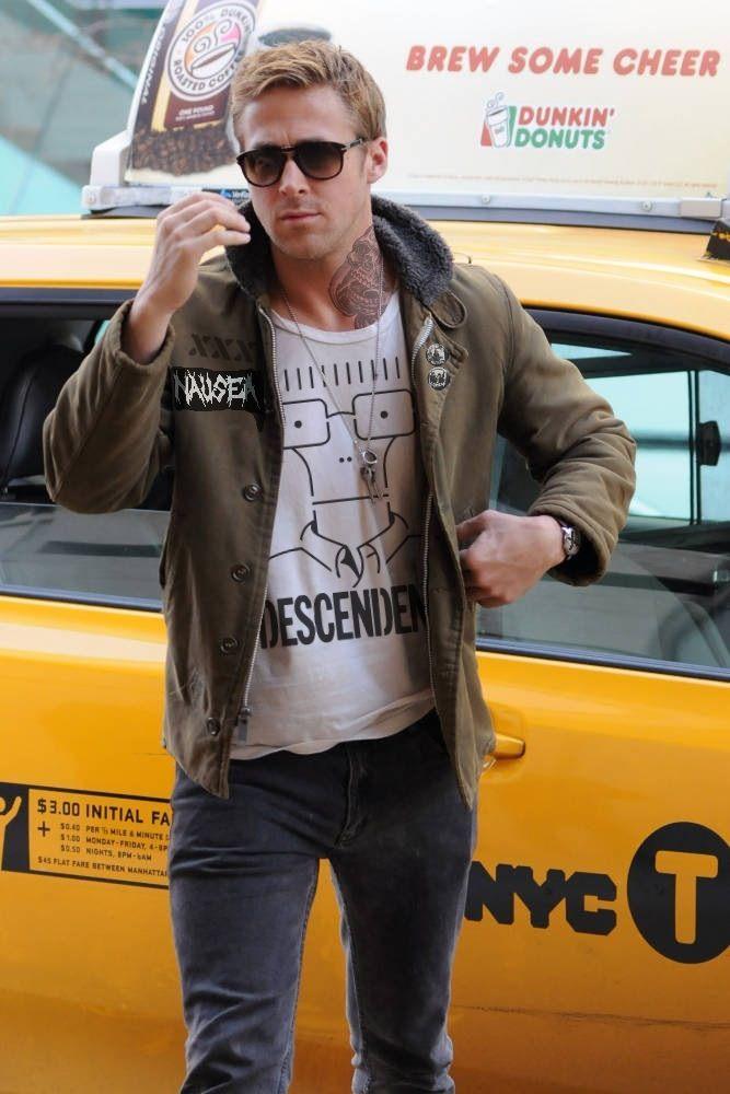 Ryan gosling. I will never not pin Ryan Gosling.