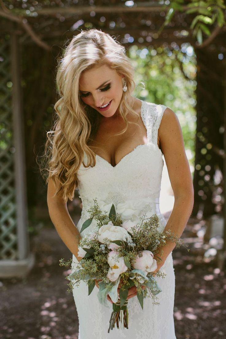 Bridal style.
