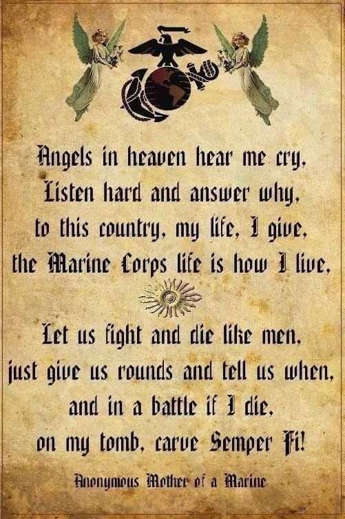 Semper Fi! - Post Jobs, Tell Others and Become a Sponsor at www.HireAVeteran.com