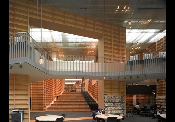 Musashino Art University Library by Sou Fujimoto Architects, Tokyo, Japan | Buildings | Architectural Review