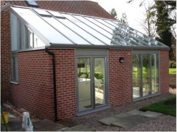 Lean to Kitchen Conservatory