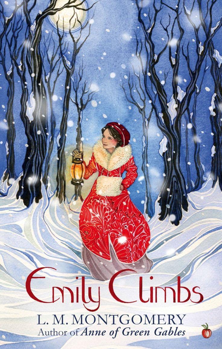 "Daniela Terrazzini, cover art for ""Emily Climbs"""