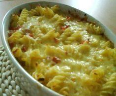 Rezept Nudel-Schinken-Gratin von Casimo25 - Rezept der Kategorie Hauptgerichte mit Fleisch