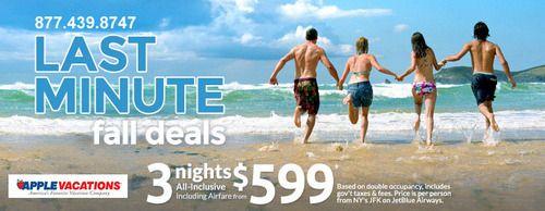 Http Www Applevacations Com Travel Vacation Deals