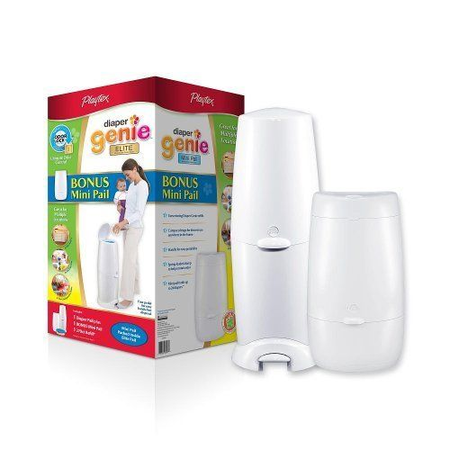 99 best must have for kids by jaimee r images on pinterest for Dekor mini diaper pail
