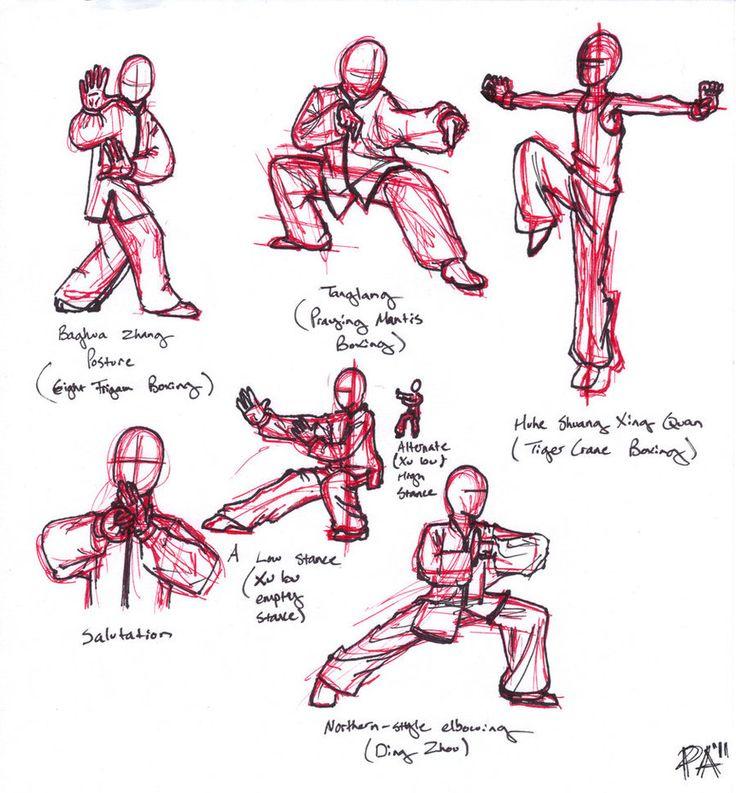 11 best images about kung fu inspiration on pinterest for Kung fu technique de base pdf