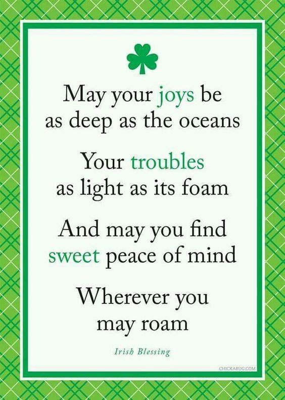 May You Find Sweet Peace Of Mind Wherever You May Roam