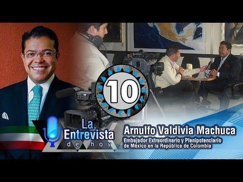 La Entrevista de hoy, Invitación del Embajador