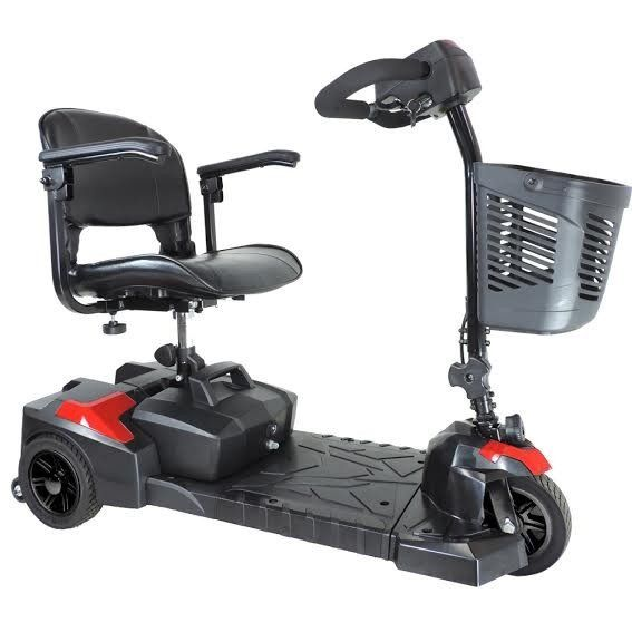 Get the Spitfire 3-wheel scooter in Jakarta, Indonesia, for as low as Rp 14.500.000! #mobilityscooter #motorisedwheelchair #indonesia