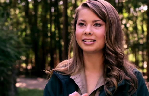 In this Where Are They Now clip, Bindi Irwin shares what it was like to be The Crocodile Hunter's daughter:
