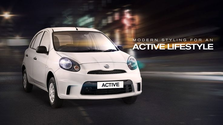 Live an active life with Nissans' #MicraActive - Shakti Nissan  Book a test drive at Shakti Nissan