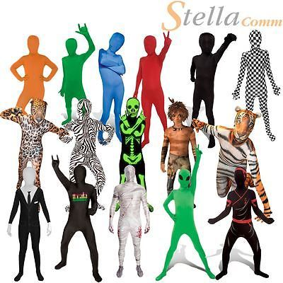 #Childrens kids morphsuits girls boys fancy #dress halloween #party costume outfi, View more on the LINK: http://www.zeppy.io/product/gb/2/111458288235/