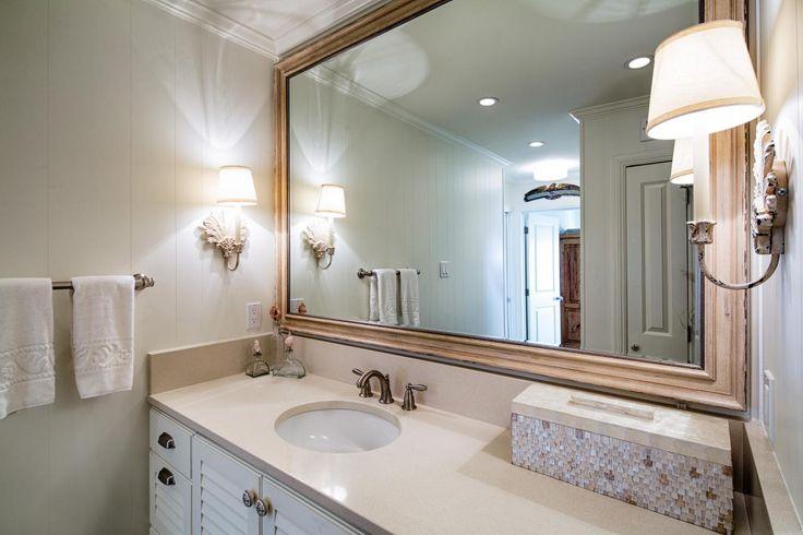 Best 25 wood trim walls ideas on pinterest wood trim - Decorative trim for bathroom mirrors ...