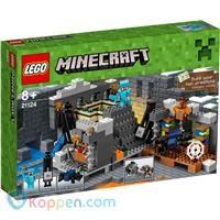 LEGO Minecraft 21124 Het End Portaal -  Koppen.com