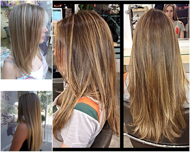 #baleyage  #Romylos - All About Hair