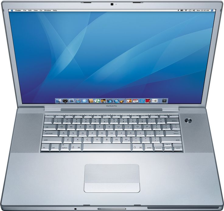 Image result for macbook pro 17 inch 2005