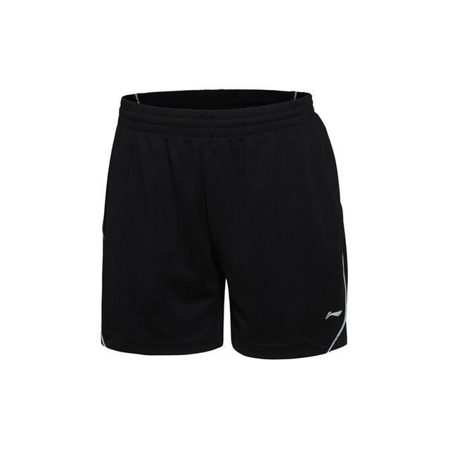 Li-Ning Women Badminton Shorts Competition Bottom AT DRY Polyester Comfort Breathable LiNing