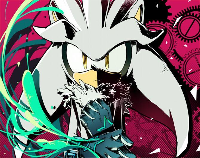 456 Best Silver The Hedgehog Images On Pinterest