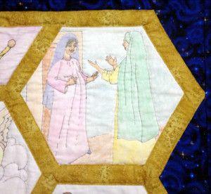 Mary Visits Elizabeth – Luke 1:39-56