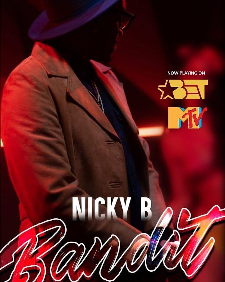 Nicky B - Bandit - Sonovic Music , 2019,Nicky B,Sonovic Music