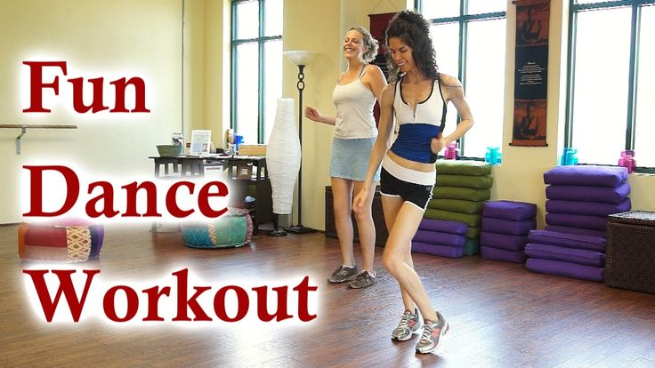 Fun Dance Workout! 12 Minute At Home Cardio Music Routine For Weight Loss   Beginners Fitness