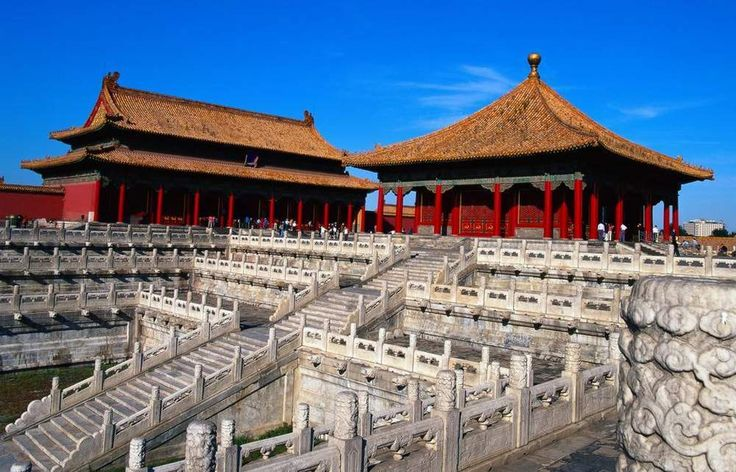 Forbidden City, Beijing, China. this place is cool!