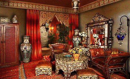 спальня в марокканском стиле - Поиск в Google