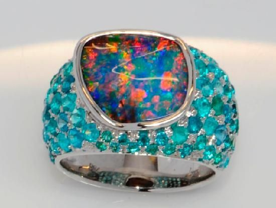 our new kaleidoscope range designed by the national opal