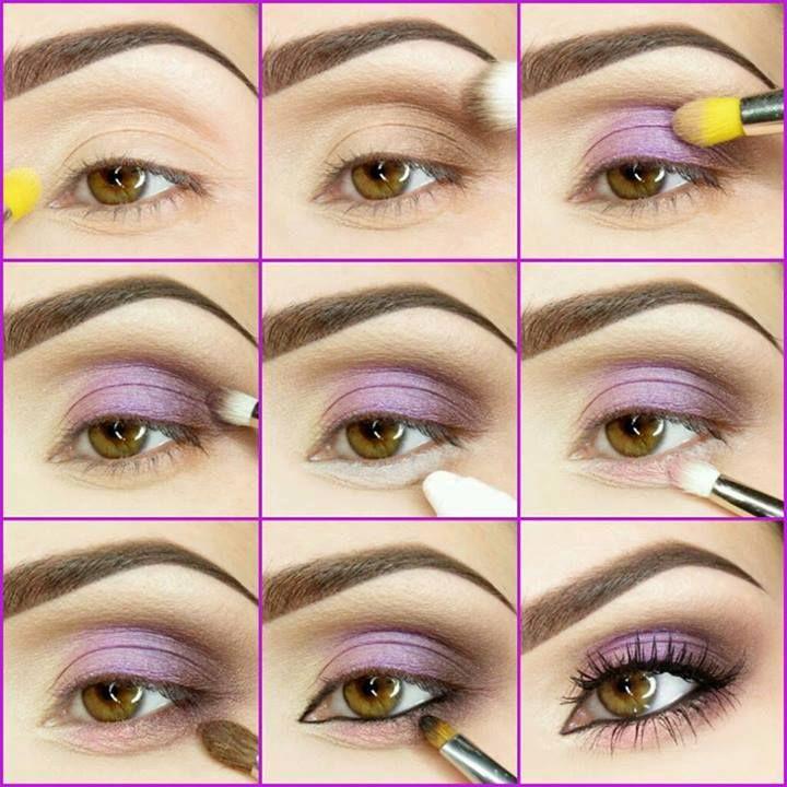 10 images about pasos para maquillarse quedar una - Como maquillarse paso apaso ...