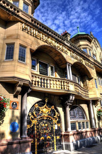 Liverpool Philharmonic Pub, Liverpool, UK - by Shertila Tony, via Flickr
