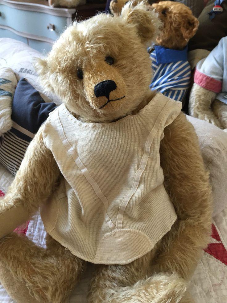 Pat Murphy bear ❤️