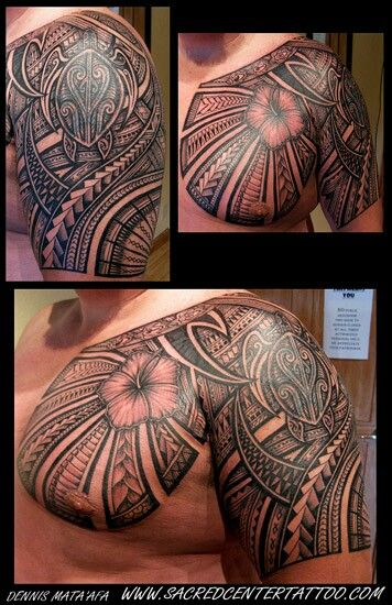 17 best images about tattoos that i love on pinterest for Best polynesian tattoo artist