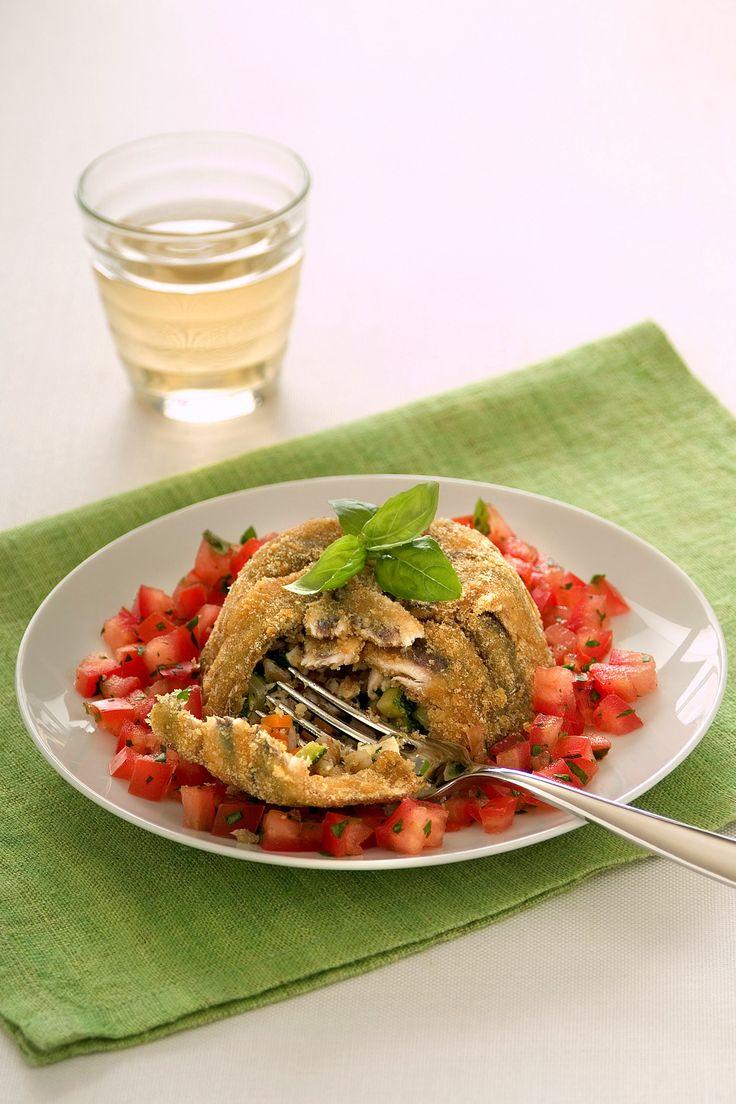 Tortini di alici e farro : Scopri come preparare questa deliziosa ricetta…
