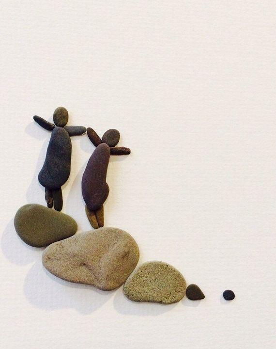 Kiesel-Kunst von Nova Scotia von Sharon Nowlan von PebbleArt