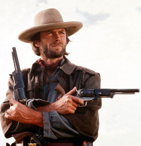 Clint Eastwood as The Outlaw Josey Wales, quite an underrated Western.