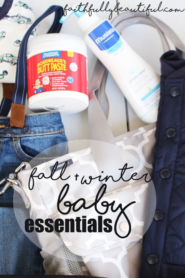Fall & Winter Baby Essentials, baby trends, products for babies, products for toddlers, baby necessities, registry items. #ad #babybasicsboxx