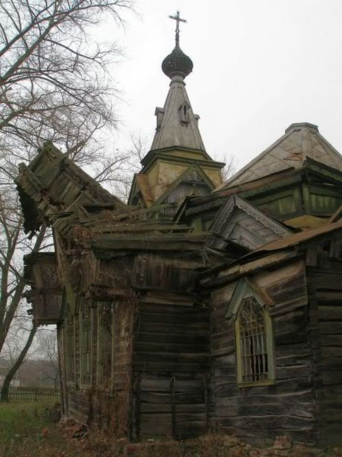 Abandoned church in Ukraine | abandoned mansions ...