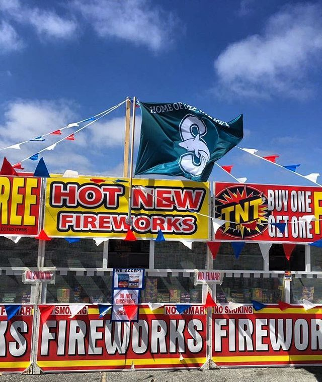 Buy Fireworks to support Sherwood Elementary School! Booth on East Alisal in the CVS parking lot! #salinas #fireworks @salinascitysd #4thofjuly #safeandsane #salinas831 #montereylocals #salinaslocals- posted by Nicole Williams https://www.instagram.com/nicoleteaches - See more of Salinas, CA at http://salinaslocals.com