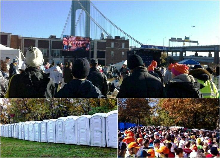 THE marathon - the New York marathon