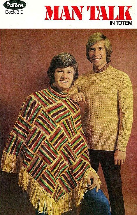1970s clothing advertisements show decade's cringe-worthy fashion | Daily Mail Online