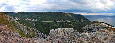 Cabot Trail - Wikipedia, the free encyclopedia