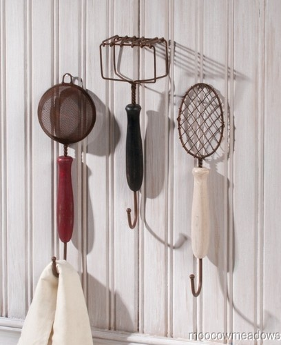 17 Best Images About Vintage Kitchen Utensil Ideas... On