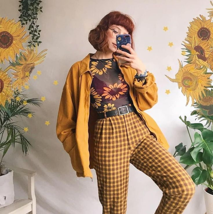 Autumn Outfits for Women- 50 Ideas On How To Dress In Autumn   Retro outfits, Hipster outfits, Autumn outfit